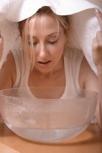 Inhalieren in der Schwangerschaft