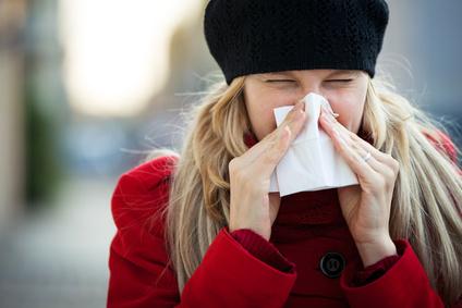 Hilfe gegen Erkältung: Inhalieren