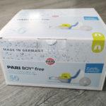 PARI BOY free - Verpackung