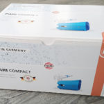 PARI Compact in der Verpackung