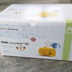PARI JuniorBOY SX Verpackung
