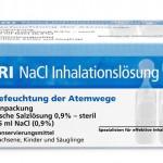 Pari NaCl Inhalationslösung - Kochsalzlösung