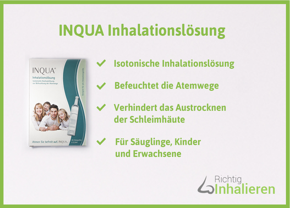 Inqua Inhalationslösung